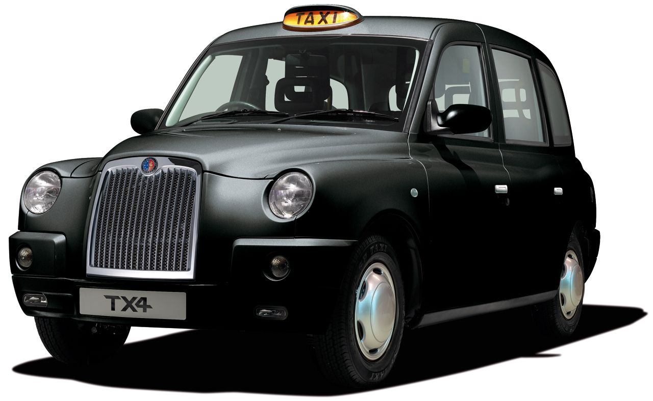 the london taxi company   tx4 euro 5